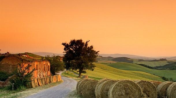 Conduciendo por la Toscana 1