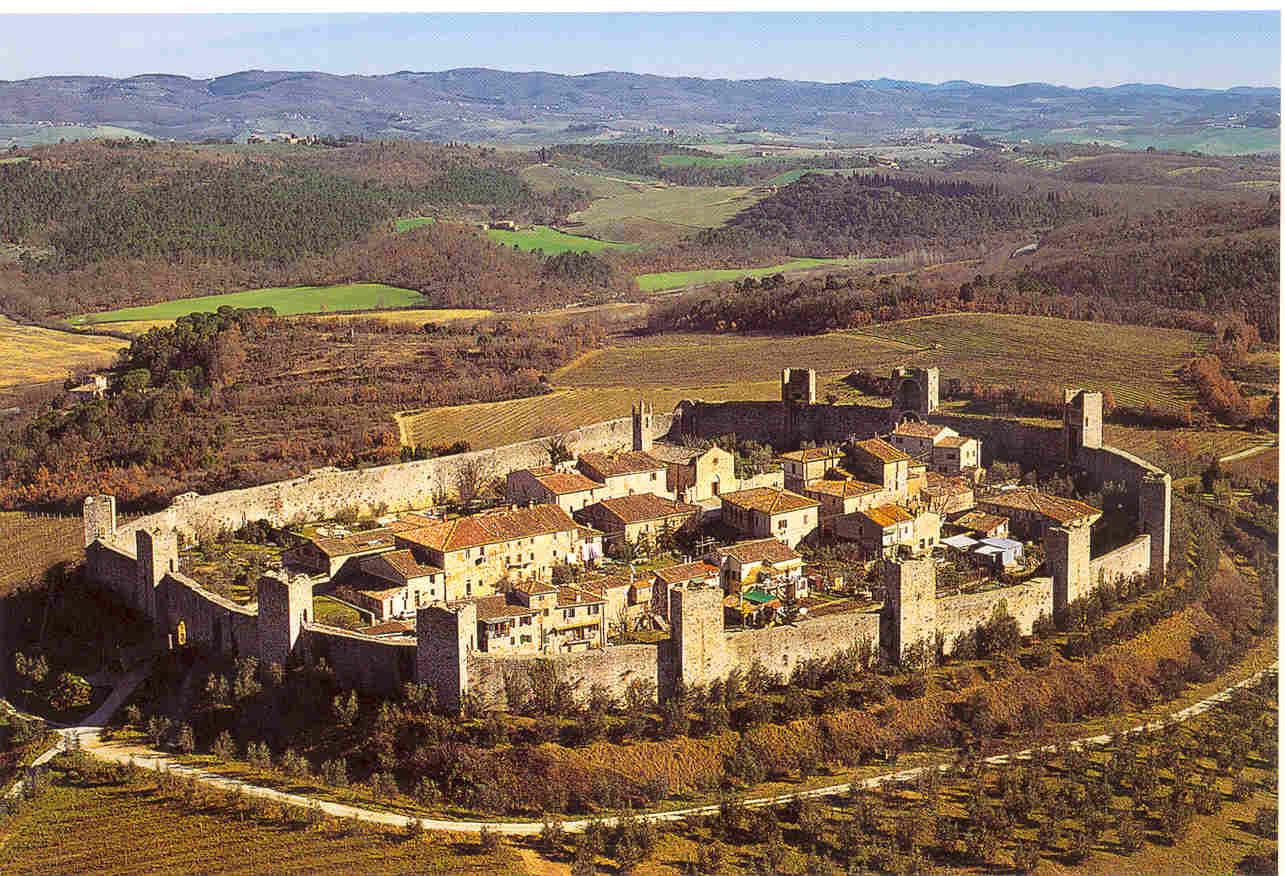 Conduciendo por la Toscana 4