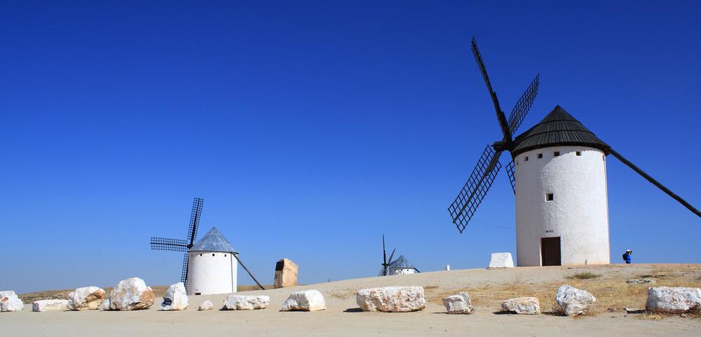 Rutas por España. La Ruta de Don Quijote