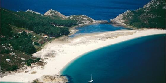 ruta en coche por el litoral gallego
