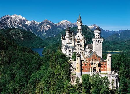 Rutas en coche por Europa - Baviera3