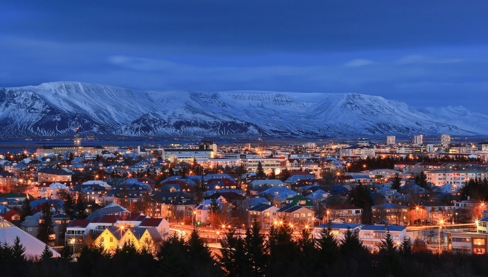 Rutas en coche por Europa - Islandia