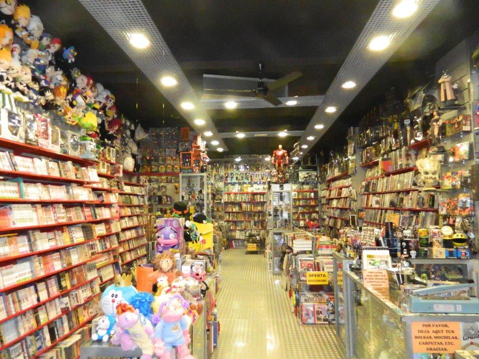 tienda comics Norma Comics