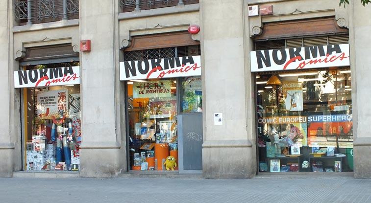 tienda comics online Norma Comics