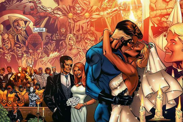 Los 4 Fantásticos uno de los mejores grupos de superhéroes 2