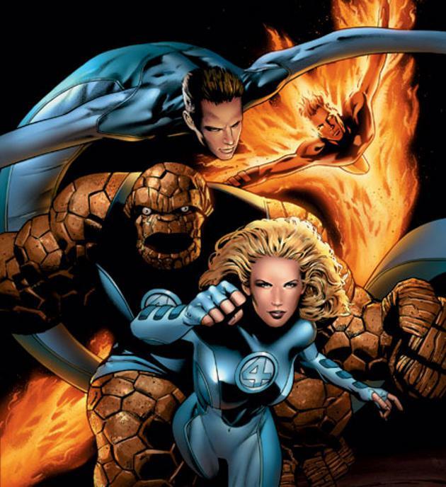 Los 4 Fantásticos uno de los mejores grupos de superhéroes 1