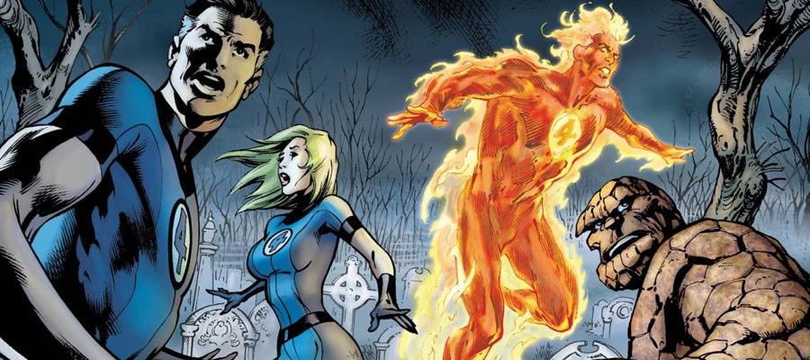 Los 4 Fantásticos uno de los mejores grupos de superhéroes 3