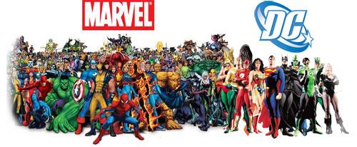 UNIVERSO DC VS. MARVEL 1