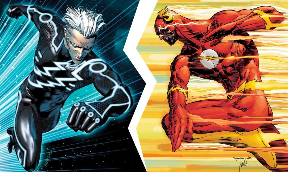 UNIVERSO DC VS. MARVEL 3