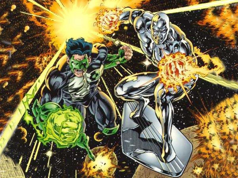 UNIVERSO DC VS. MARVEL 5