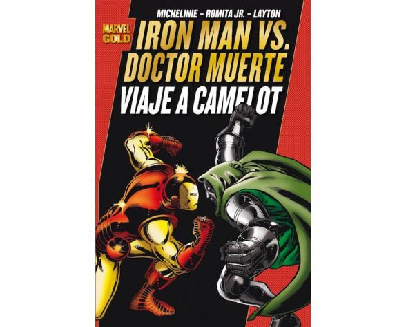¿BUSCAS RECOPILATORIOS DEL COMIC DE IRON MAN 3