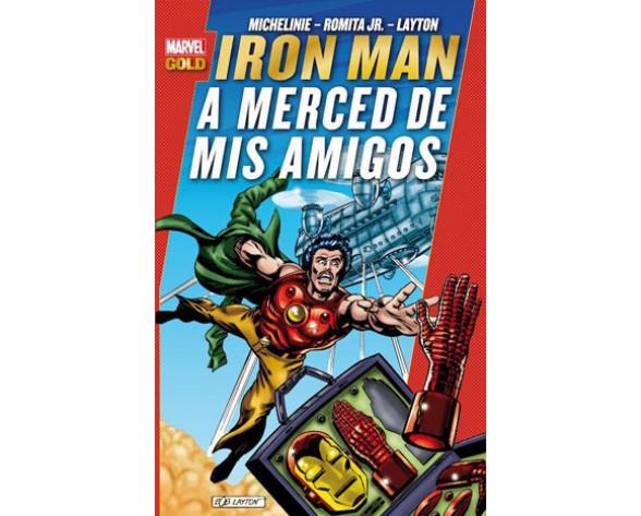 ¿BUSCAS RECOPILATORIOS DEL COMIC DE IRON MAN 5