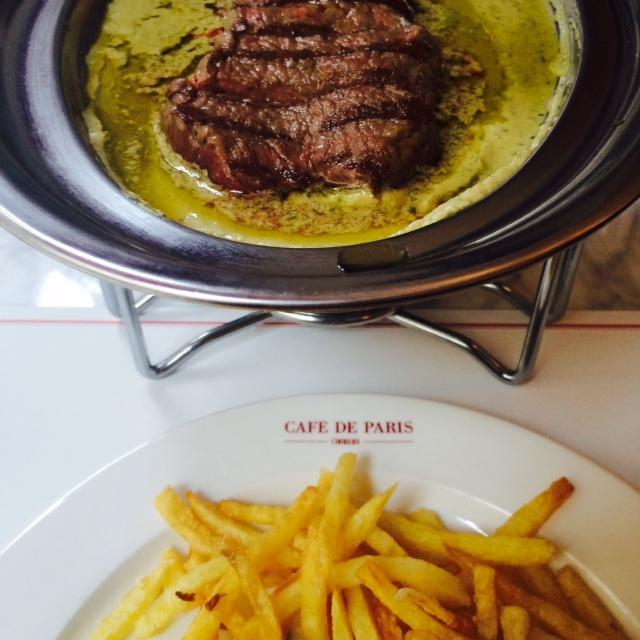 Salsa Cafe Paris La Mejor Para Los Platos De Carne