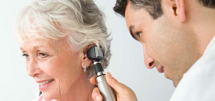revisión auditiva