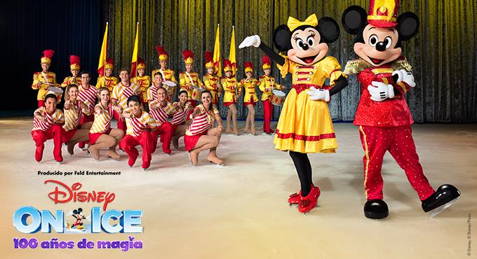 Mickey, Minnie y sus amigos
