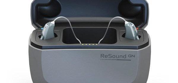 audífono recargable