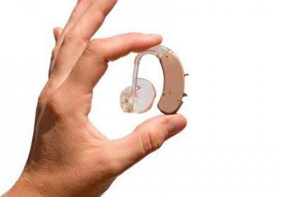 Historia de audífonos para sordos: la serie básica