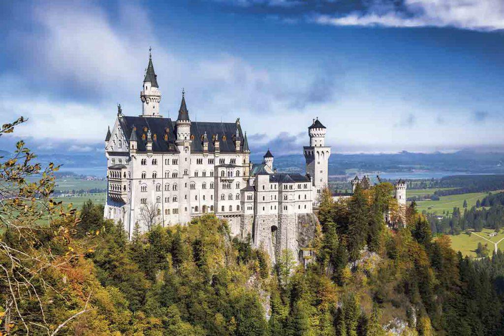 ruta por Baviera en coche