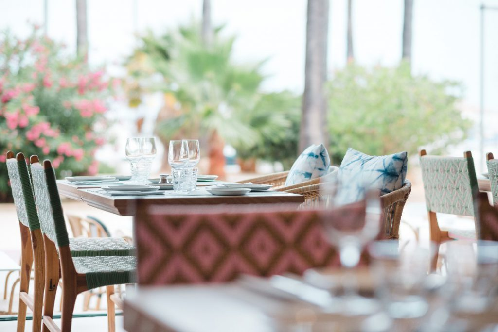 Restaurante Salicornia en Mallorca