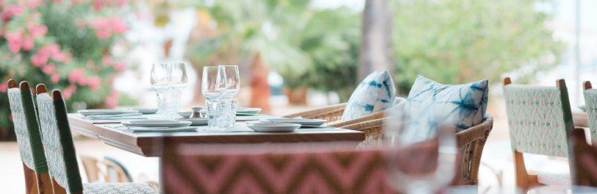 Salicornia restaurant in Mallorca