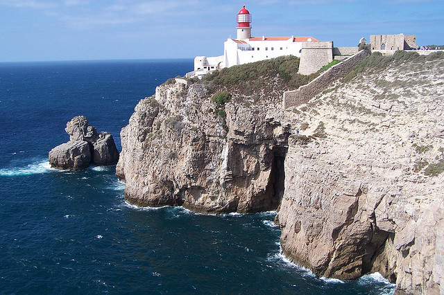 ruta en coche por Algarve