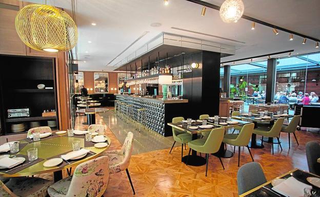 restaurantes con encanto malaga