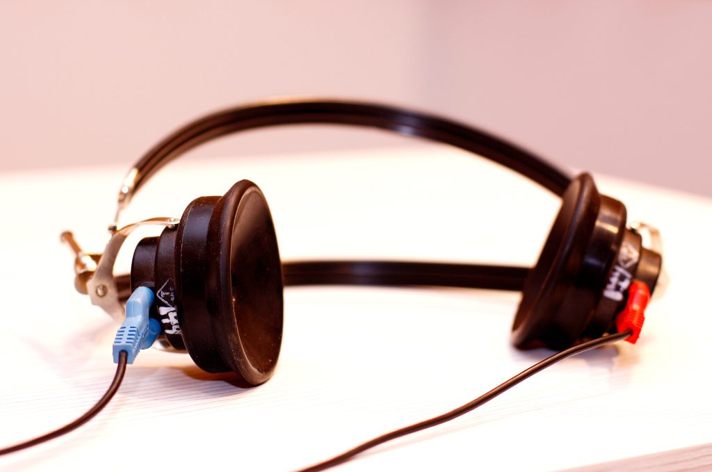 prueba auditiva