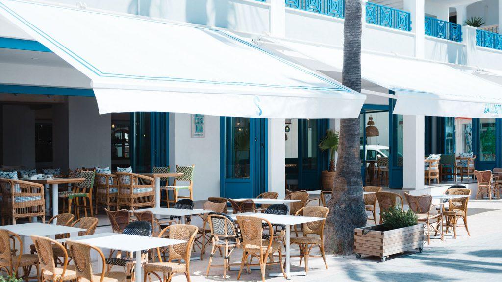 restaurante salicornia mallorca