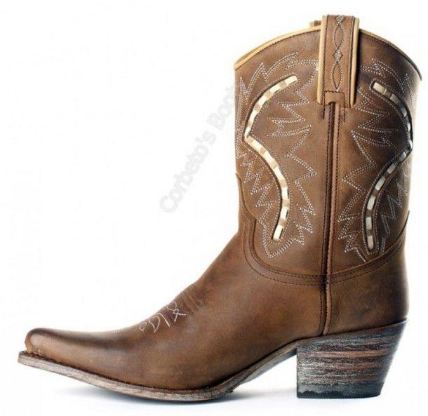 botas cowboy sendra