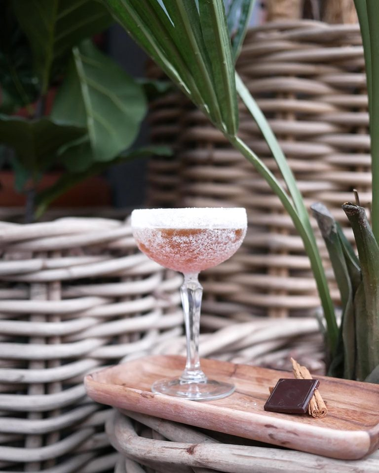 Para cócteles de autor Málaga, nada como pasarse por el restaurante Matiz