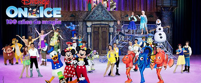 Disney On Ice celebrates its 100 years of magic in 2020