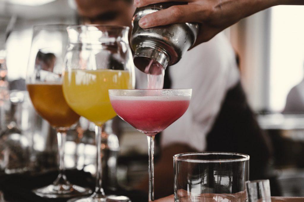 Las coctelerías de Mallorca están muy al día de las nuevas tendencias en cócteles.