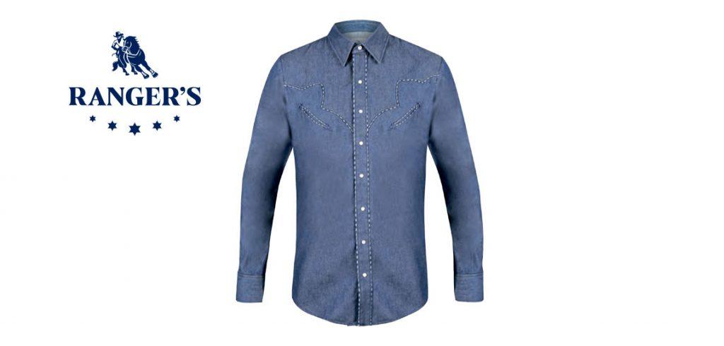 Las camisas vaqueras Ranger's se caracterizan por su calidad y diseño