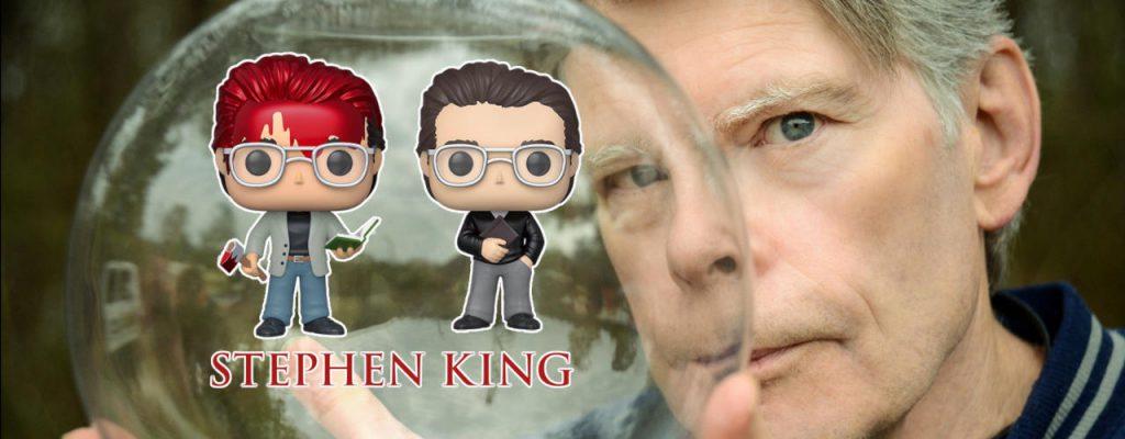 figuras Pop! de Stephen King