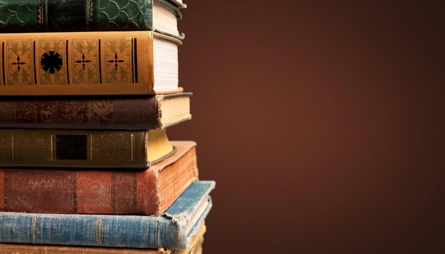tasacion de libros antiguos
