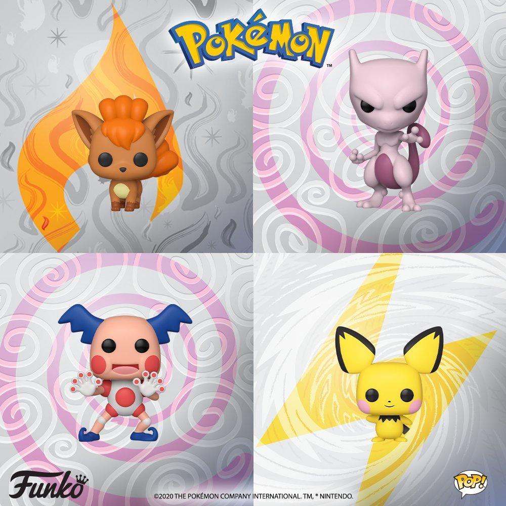 Funko Pop de Pokémon