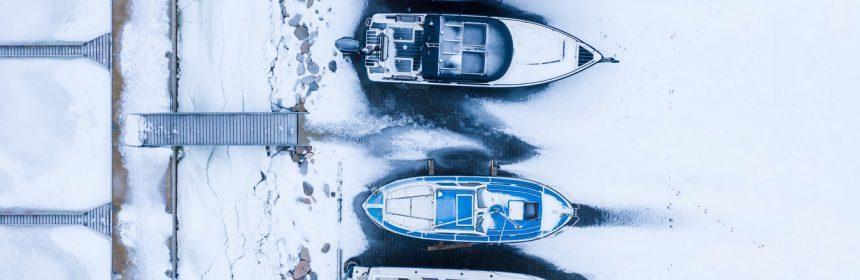 invernaje de barcos