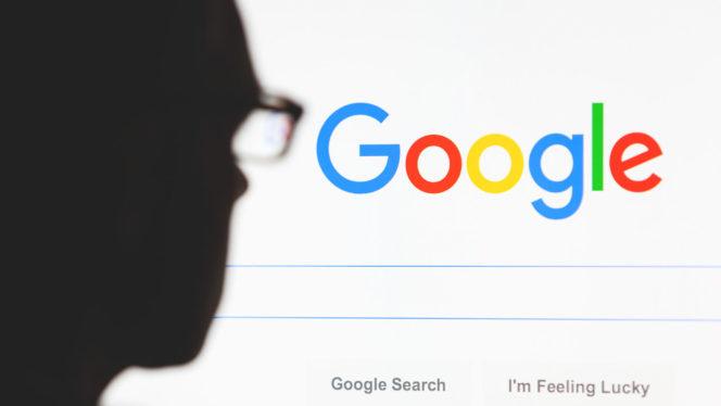 lado oculto de google