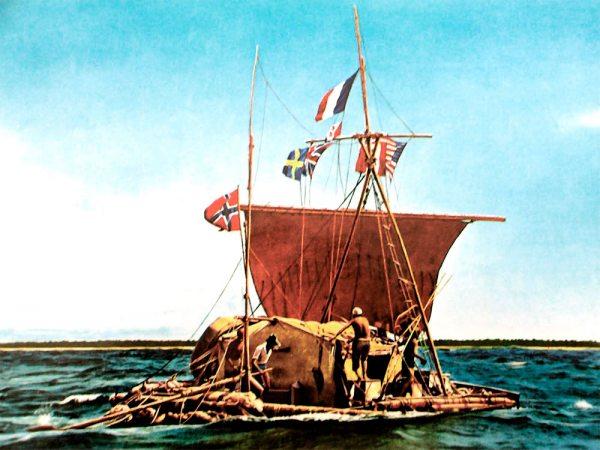 Thor Heyerahal en el Tigris
